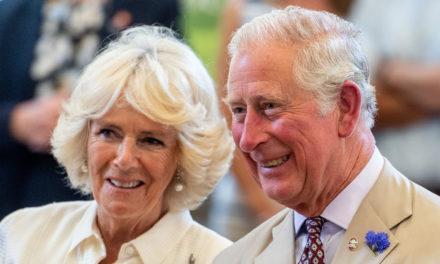 Noce de Cristal du Prince Charles remis du Covid-19 et de Camilla