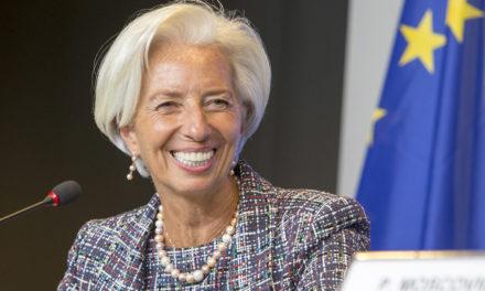 Coronavirus: Christine Lagarde appelle à la solidarité dans la zone euro