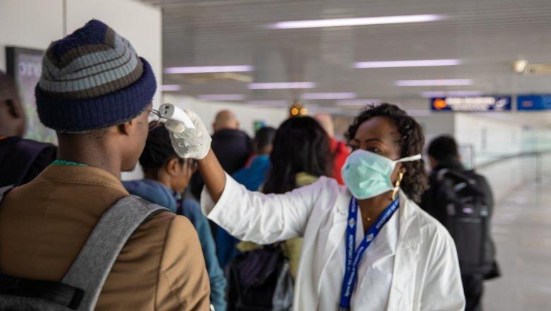 La situation de la pandemie en Afrique le 27 Avril