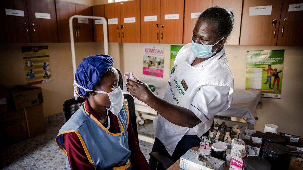 La situation de la pandemie en Afrique au 29 Avril