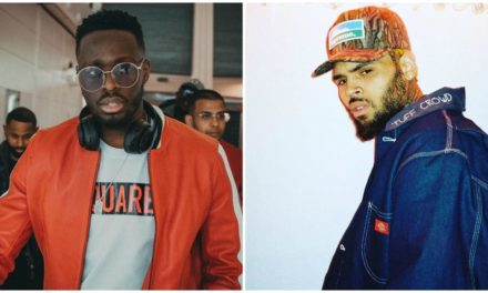Bientôt un Featuring entre Chris Brown et Dadju