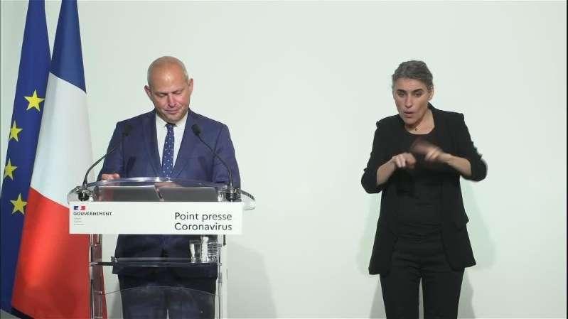 Covid-19 en France : Selon le Directeur de la Santé – l'épidemie à fortement été cassée