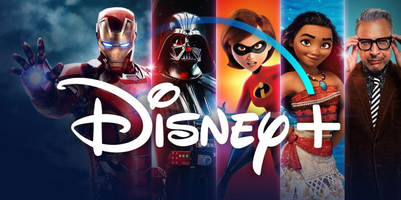 Lancement en France de Disney+