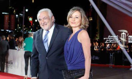 Comment DSK et son épouse Myriam se sont -ils rencontrés?