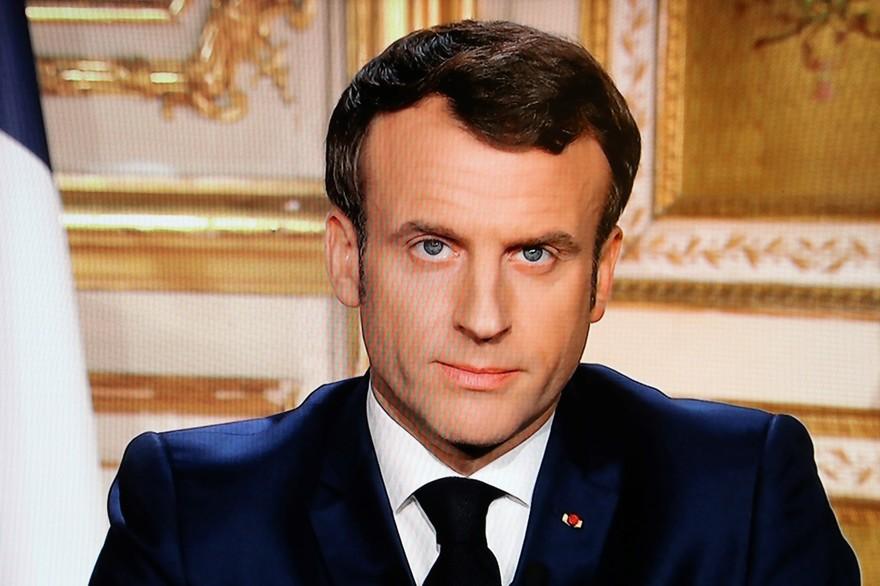 Déconfinemment: Les grandes annonces de Macron