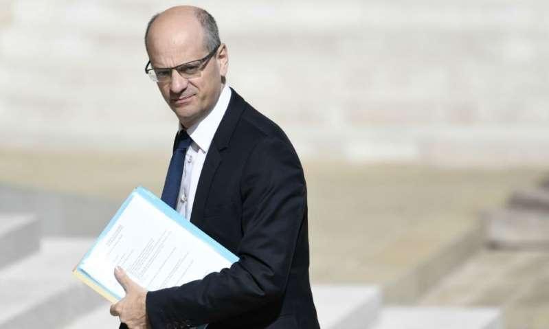 """Confinement :  """"Toutes les écoles n'ouvriront pas le lundi 11 mai"""" prévient Jean-Michel Blanquer"""