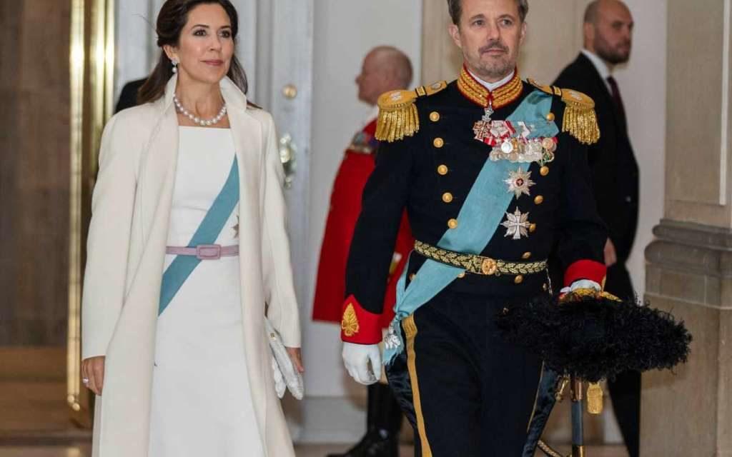 Frederik et Mary de Danemark :déménage loin de Copenhague