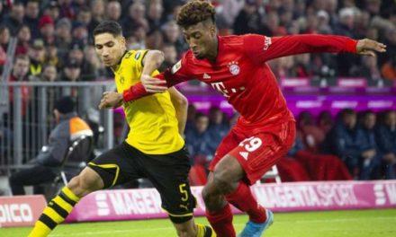 La Bundesliga envisage une reprise du Championnat avec 239 personnes au stade