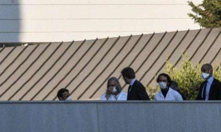Coronavirus: Emmanuel Macron en visite surprise chez le professeur Raoult