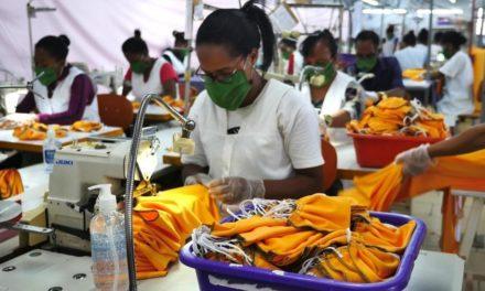 Madagascar: Quand l'industrie du luxe se met au service des plus démunis pour la fabrication de masque