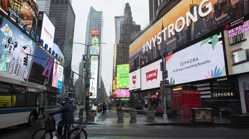 Covid-19 : Les primaires démocrates annulées dans l'État de New York