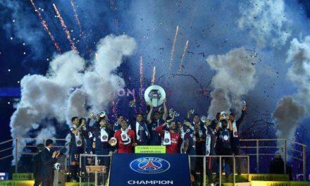 La LFP officialise la fin de la saison 2019-2020 – Le PSG sacré Champion de ligue1