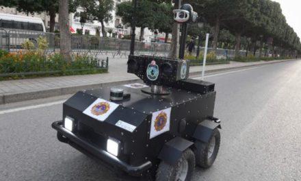Coronavirus : la Tunisie déploie un robot chargé de faire respecter le couvre-feu