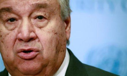 Coronavirus: la pire crise mondiale depuis 1945, selon Antonio Guterres (Secrétaire général de l'ONU)