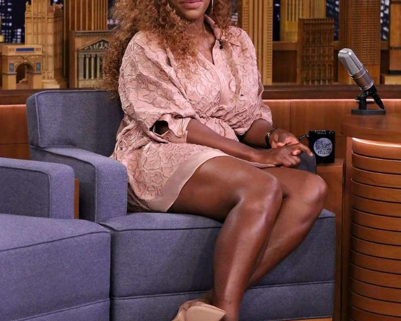 Quand Serena Williams fait mine de ne pas connaitre Megane Markle