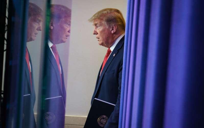 Tous se resserre autour de Trump