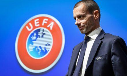 Coronavirus : l'UEFA débloque 236 millions d'euros pour aider ses fédérations