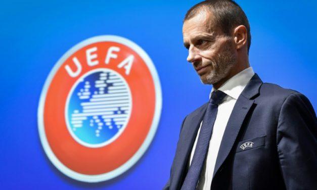 L'UEFA s'oppose à une Superligue Européenne