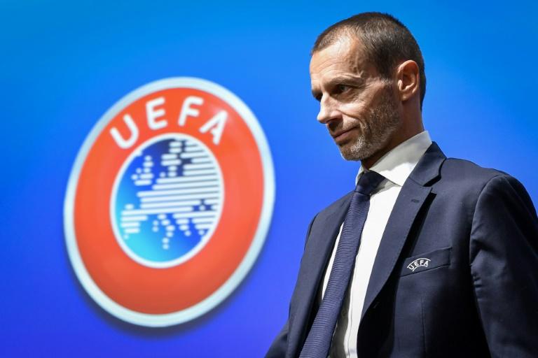 Pour l'UEFA c'est possible de finir la saison