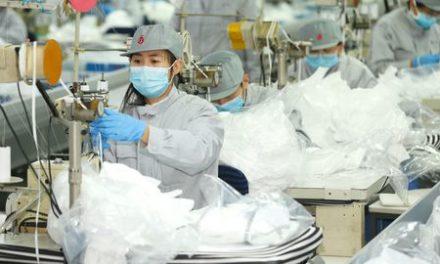Une commande française de masques détournée vers les Etats-Unis sur un tarmac chinois