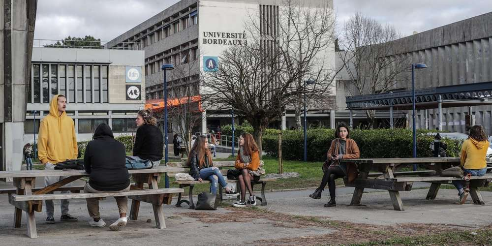 Bordeaux: Une quarantaine d'étudiants bordelais présentent des symptômes compatibles avec le coronavirus
