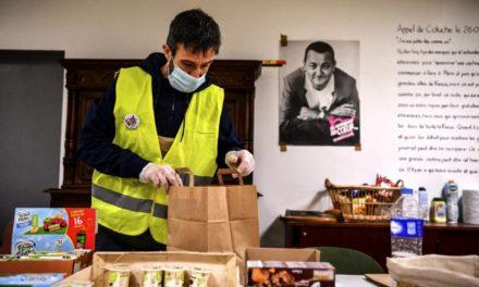 Coronavirus à Nantes : Avec le confinement, l'aide alimentaire augmente