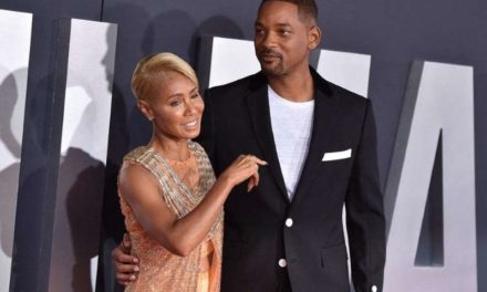 Jada Pinkett confinée avec Will Smith