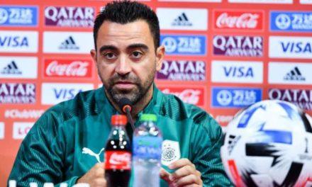 FOOTBALL : Xavi fait don de 1 million d'euros pour la lutte contre le coronavirus