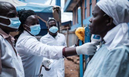 La situation de la pandémie en Afrique le 10 Mai
