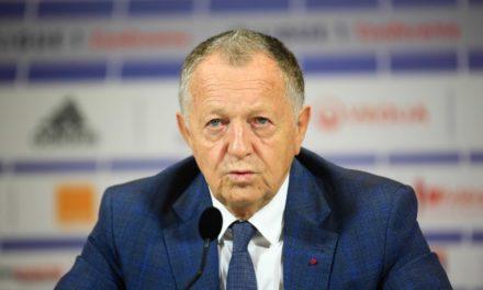 Aulas divulgue la date du huitième de finale de retour Juventus et OL
