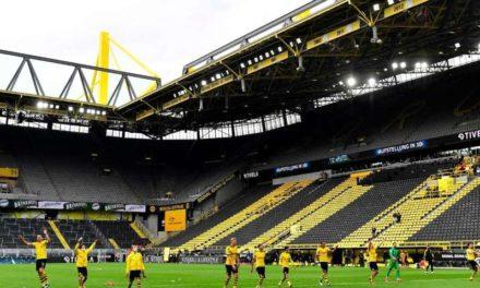Reprise du football en Allemagne : «J'ai pris du plaisir à suivre ce match»