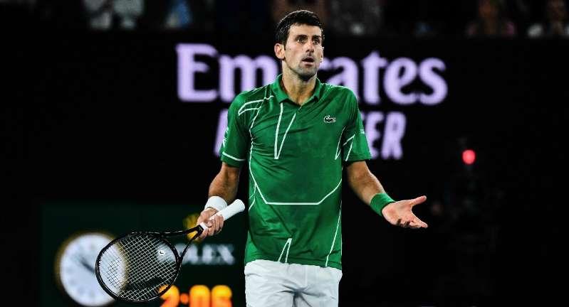 Djokovic a enfreint les règles sanitaires en Espagne