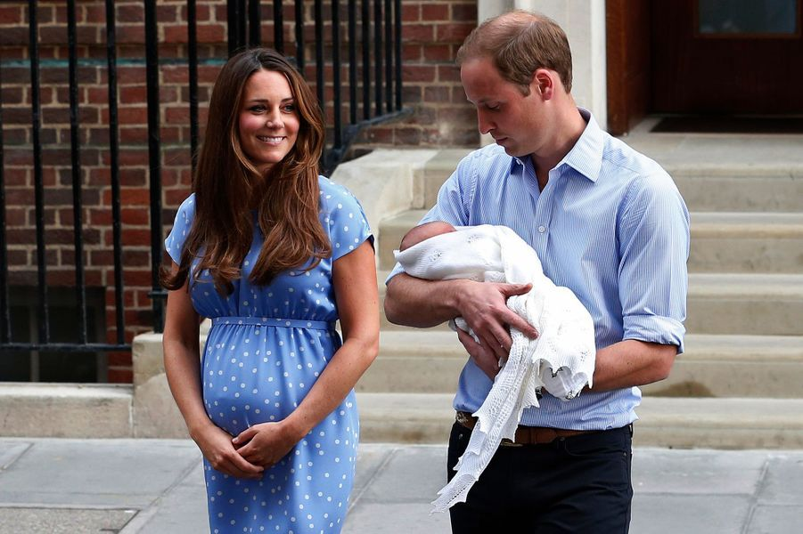 Le Prince William se livre sur sa paternité