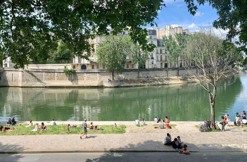 Paris: Parcs et jardins fermés