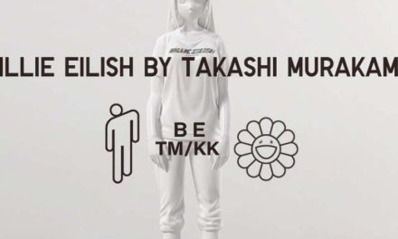 Uniqlo réunit Billie Eillish et Takashi Murakami pour une collection de t-shirt