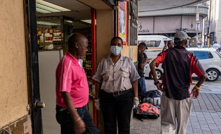 La situation de la pandémie en Afrique le 12 Mai