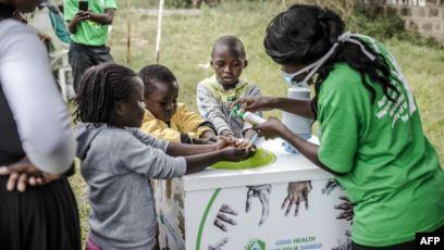 La situation de la pandemie en Afrique le 1er Mai