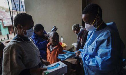 La situation de la pandémie en Afrique le 2 Mai