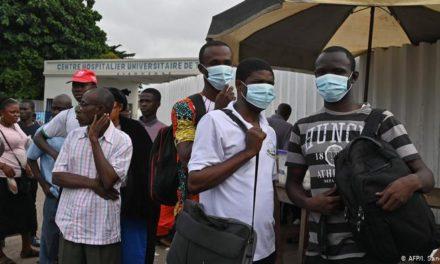 L'Afrique face à la pandemie au 30 Avril