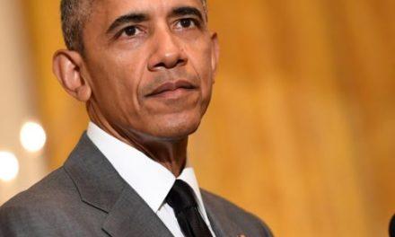 Contre Trump, Obama sort de son silence