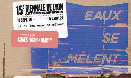 La Biennale d'Art Contemporain de Lyon reportée en 2022