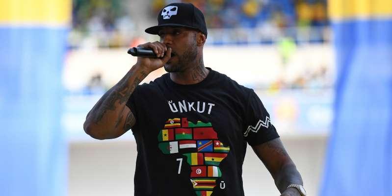 Booba annonce un concert au Stade de France en Septembre 2022