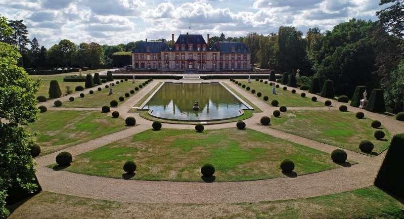 Le Château de Breteuil revouvre ses portes au public
