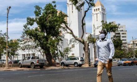 L'Afrique face à la pandémie le 13 Mai