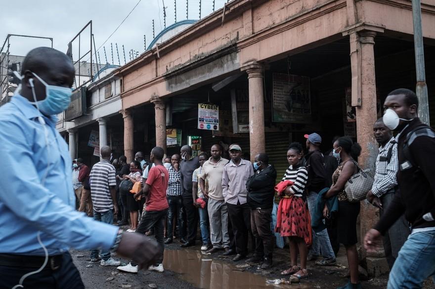 La situation de la pandémie en Afrique le 14 Mai