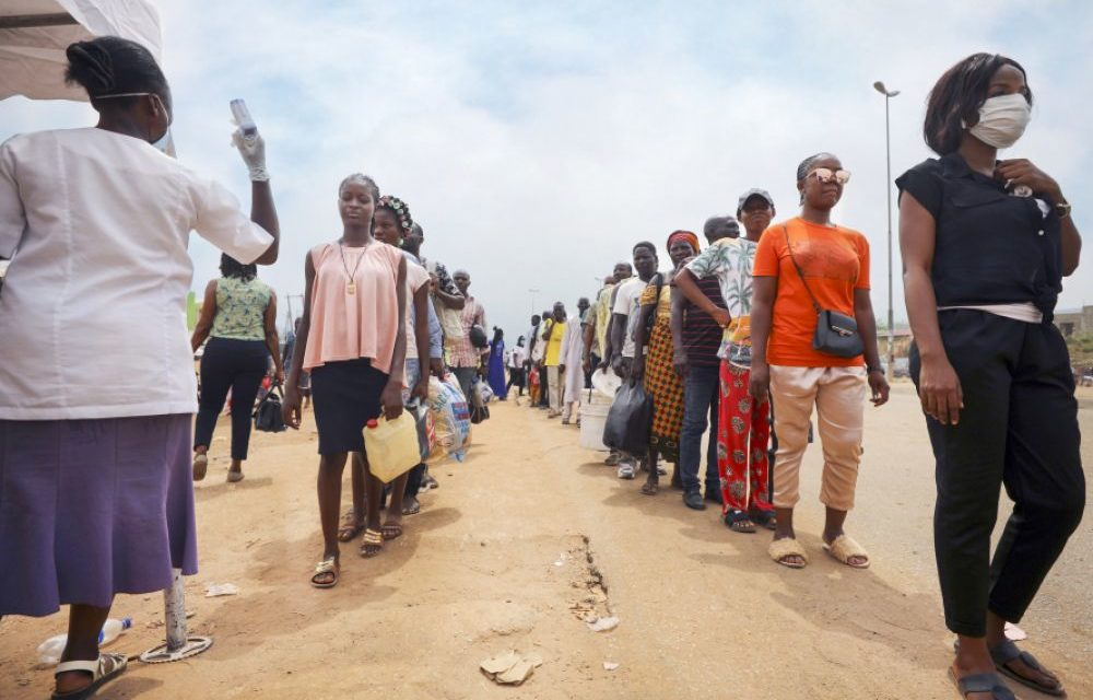 La situation de la pandémie en Afrique le 04 Mai