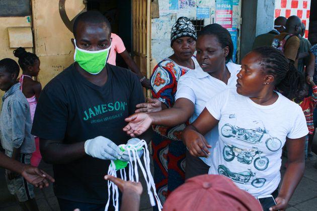 La situation de la pandémie en Afrique le 03 Mai