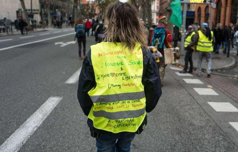 Toulouse, Montpellier, Lyon: quelques centaines de gilets jaunes bravent l'interdiction de manifester