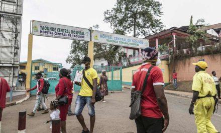 Grève express au Cameroun dans l'hôpital des malades du Coronavirus