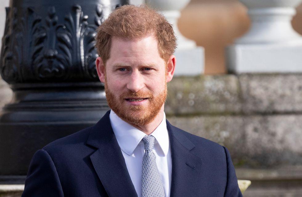 Le message fort du Prince Harry